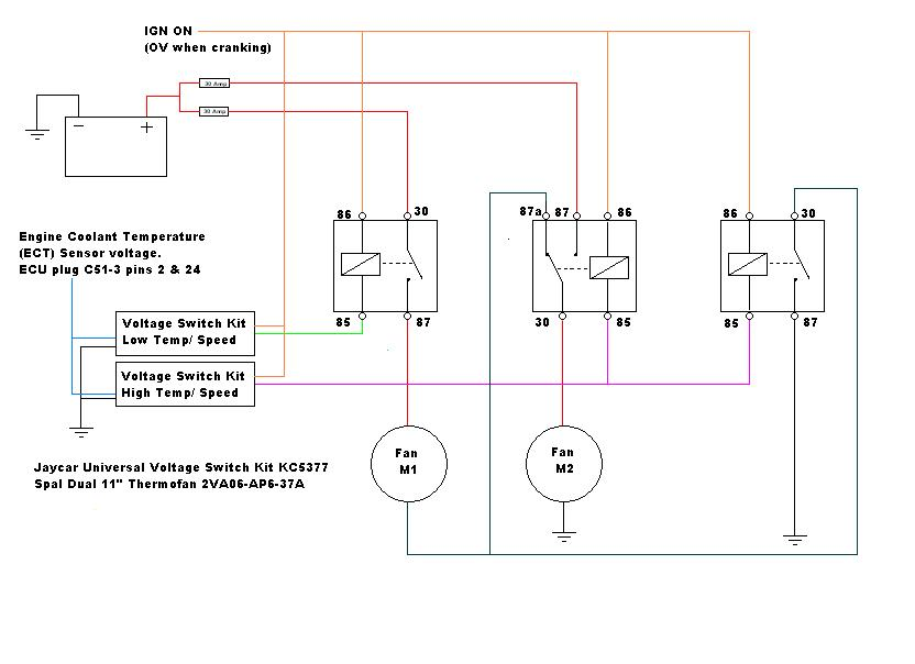 Twin Output Thermo Fan Switch - Page 2 - Electrical