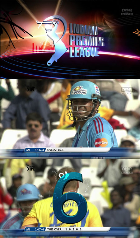 IPL indian premier league cricket channel 10