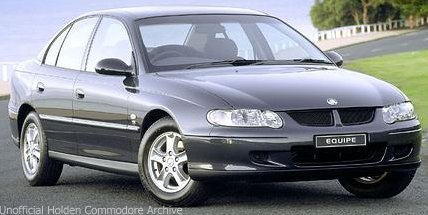 Holden Vx Commodore Calais