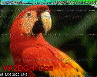 previous previous RX de VK4VJR